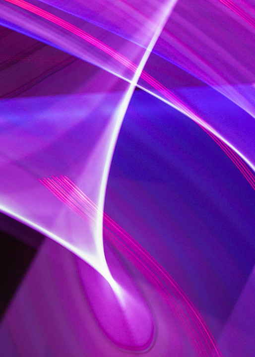 Camera Toss Blue And Purple II | Online Art Photography Store
