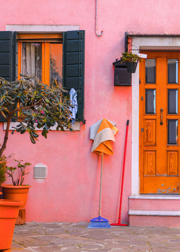 Venice Doorway Photography Print | Gifts For Art Lovers