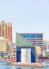 Baltimore's Inner Harbor
