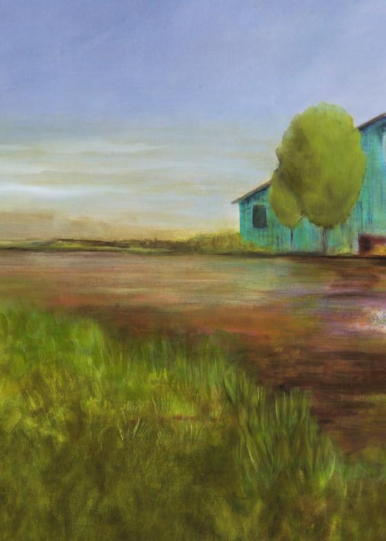 Blue Barn Art   Studio Artistica