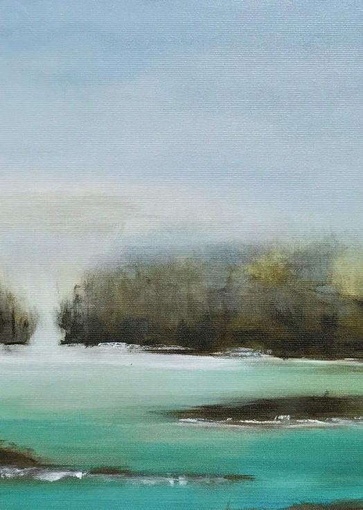 Emerald Waters Art | Studio Artistica