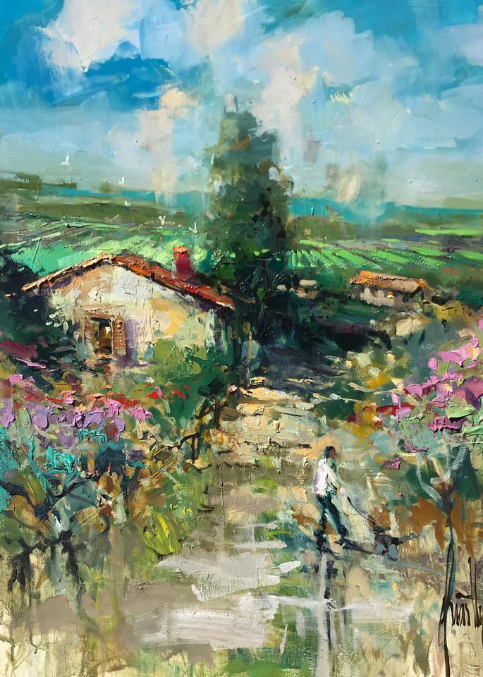 Matina Oliveto by Steven Quartly