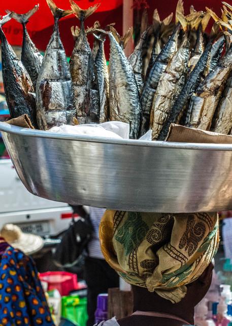 Makola Market 1 Art | Roost Studios, Inc.