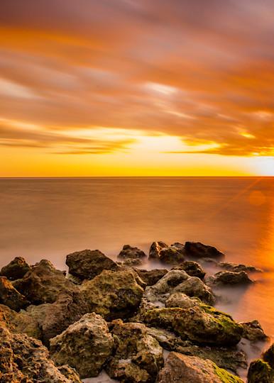 Coastal Sunset - No.3