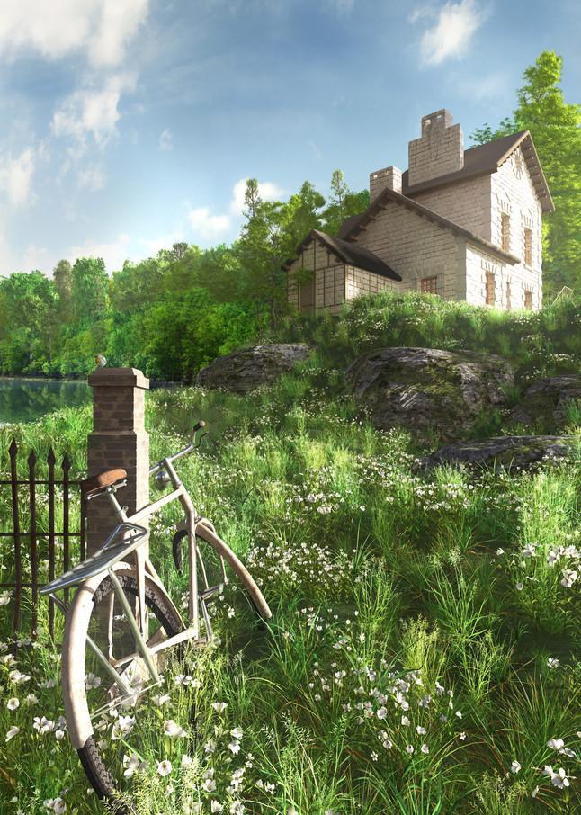 House on the Hill | Cynthia Decker