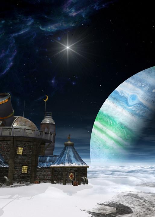 Observatory   Cynthia Decker
