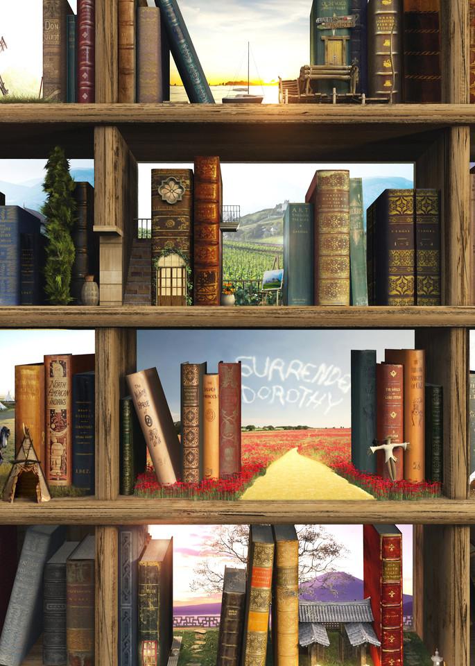 Storyworld | Cynthia Decker