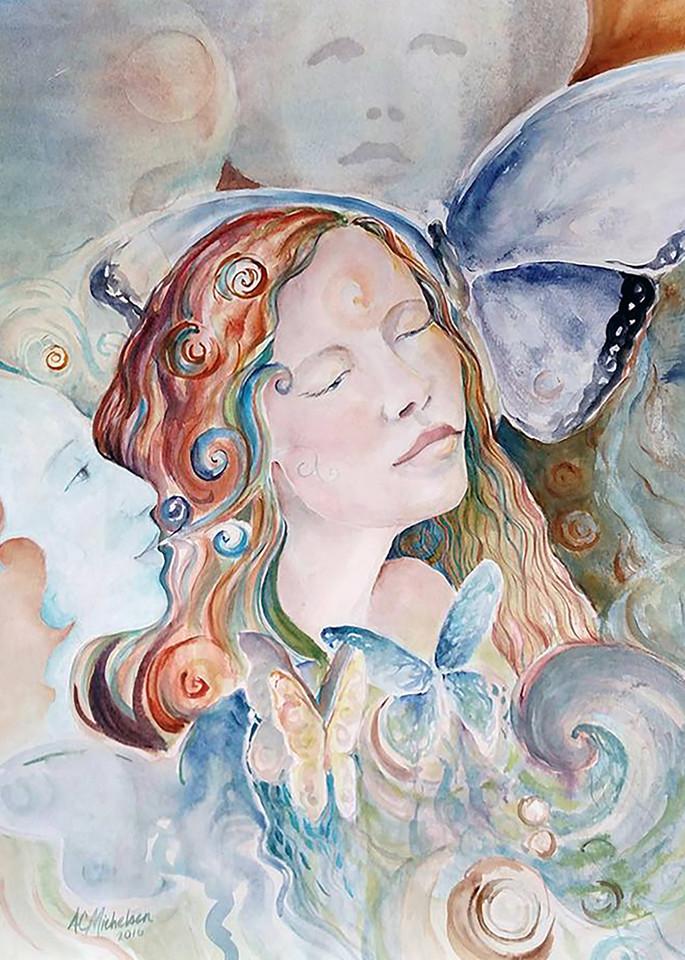 Blue Morpho Art | Bright Spirit Studio