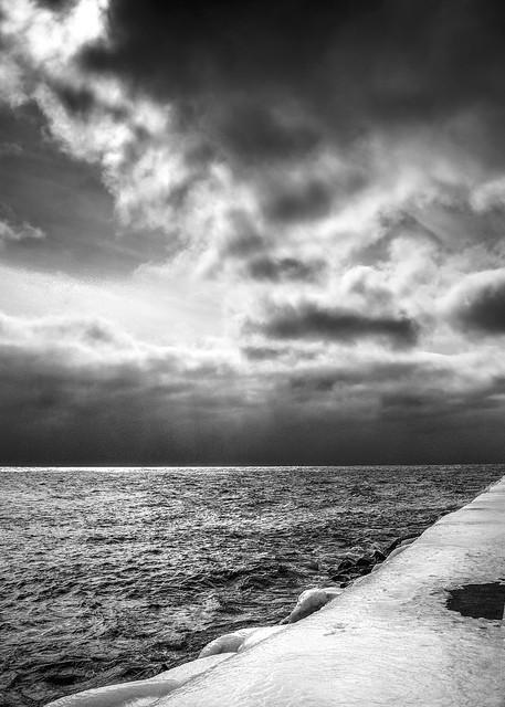 Lake Superior Ice Walk Photography Art | Dale Yakaites Photography