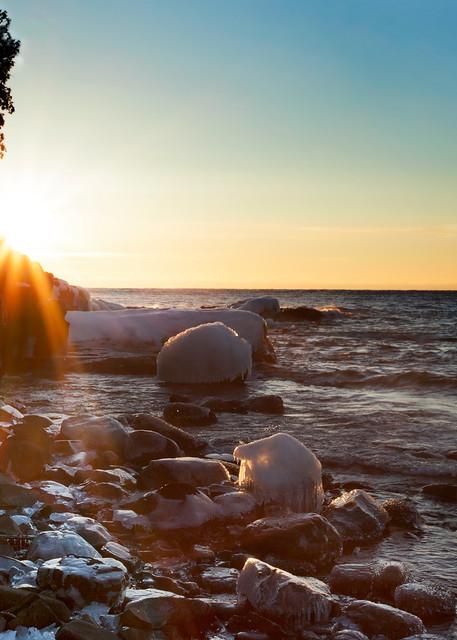 Big Lake Sunrise Photography Art | Dale Yakaites Photography