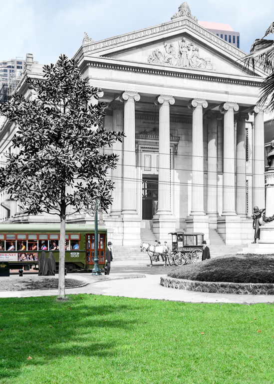 Old City Hall, Lafayette Square Art | Mark Hersch Photography
