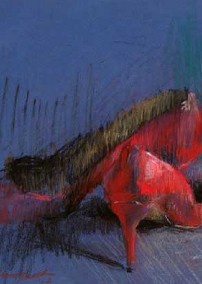 Red Shoes 12 Art | Bkern Fine Art