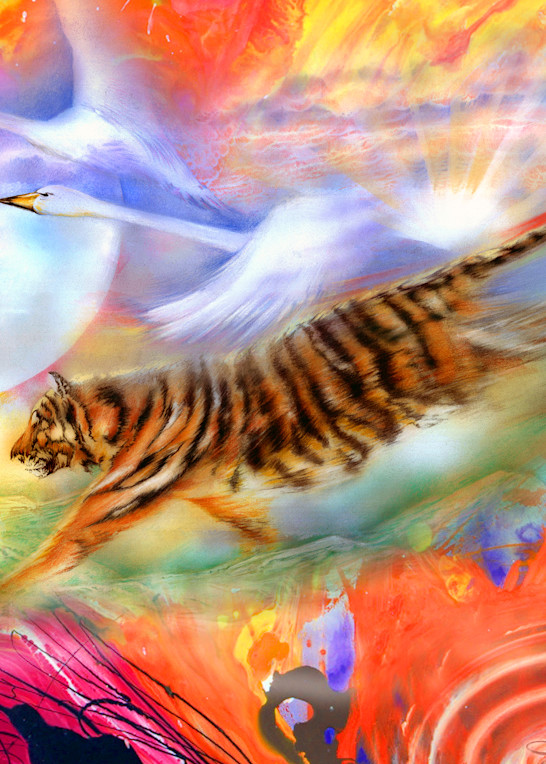 Victorious Flight Art | Joan Marie Art