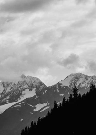 Alaskan Contrasts | Kirby Trapolino Fine Art Photography