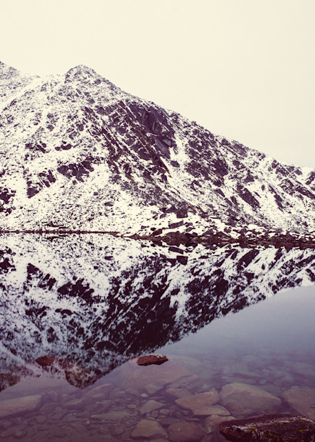Mountaintop Reflections | Kirby Trapolino Fine Art Photography