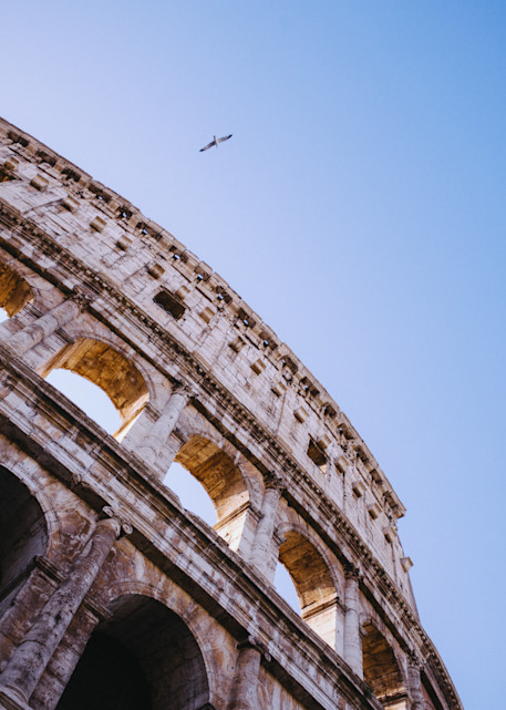 Colosseum Copilot | Kirby Trapolino Fine Art Photography