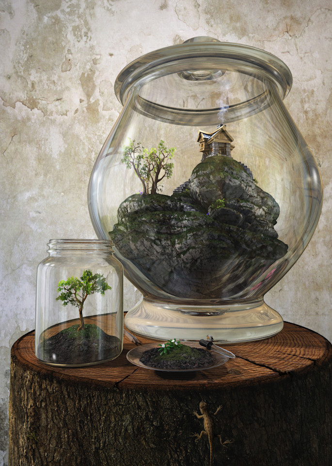 Cynthia Decker | Terrarium
