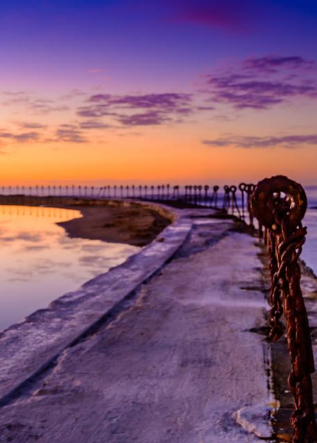 Eye Of Newy - Canoe Pool Newcastle Ocean Baths NSW Australia   Sunrise