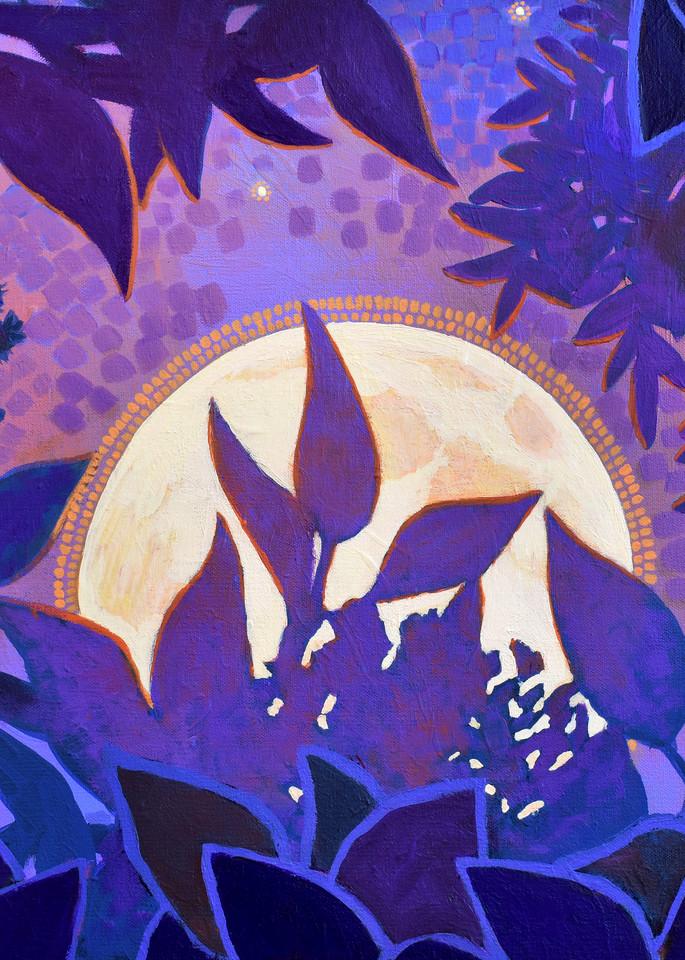 Moonrise, by Jenny Hahn