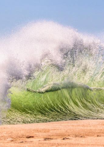 Long Point Wave Art | Michael Blanchard Inspirational Photography - Crossroads Gallery