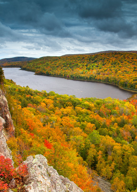 Lake Of The Clouds Photography Art   Dale Yakaites Photography