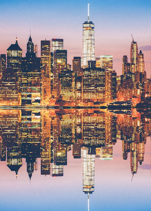 Manhattan Multiplied | Kirby Trapolino Fine Art Photography