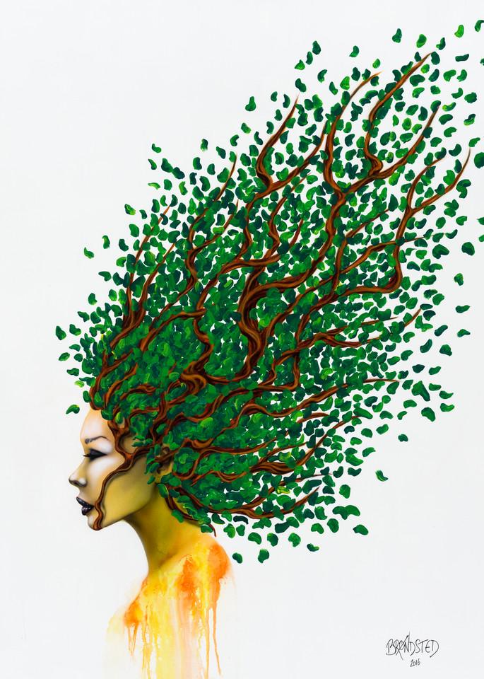 Reminiscence   Fantastic Art by Bjorn Brondsted