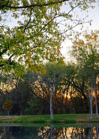 Sunrise Over Roanoke 8 Photography Art | Drone Video TX
