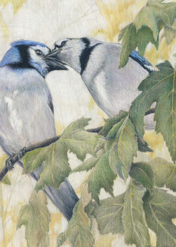 Treetop Tryst Art | Lori Vogel Studio