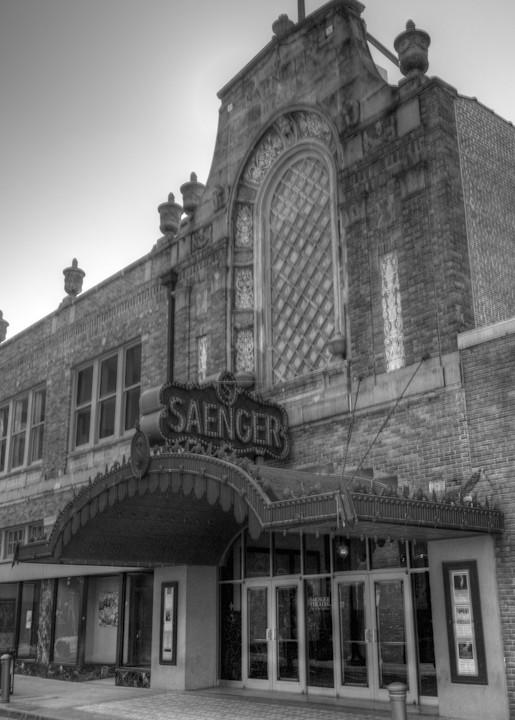 Saenger Theater - Mobile, Alabama