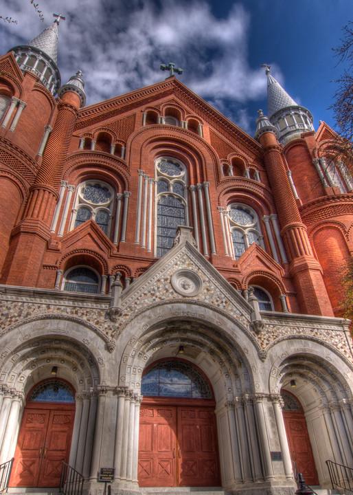 Sacred Heart Catholic Church - Augusta, Georgia IV