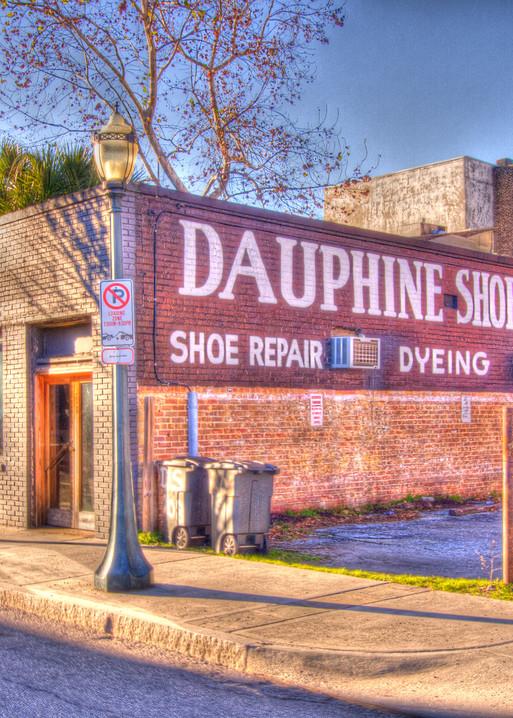 Dauphine Shoeteria - Mobile, Alabama