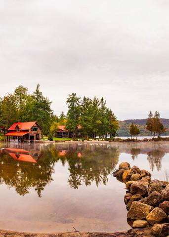Covewood Lodge,Big Moose, Adirondacks