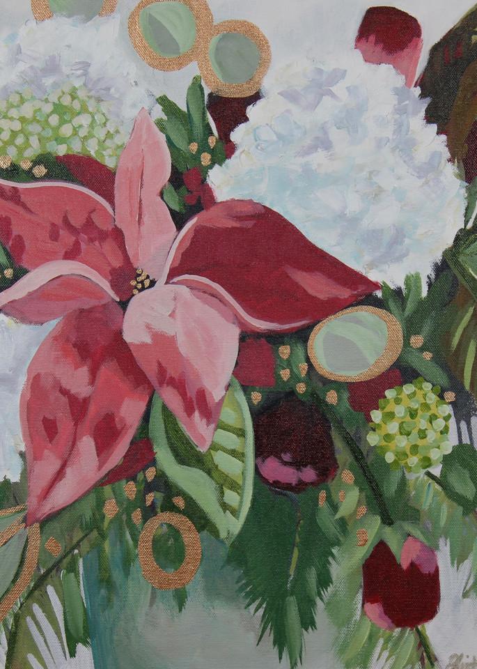 All Is Calm All Is Bright Art | Kristin Webster Art Studio