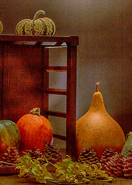 A Fine Art Photograph of Old Fruit by Michael Pucciarelli