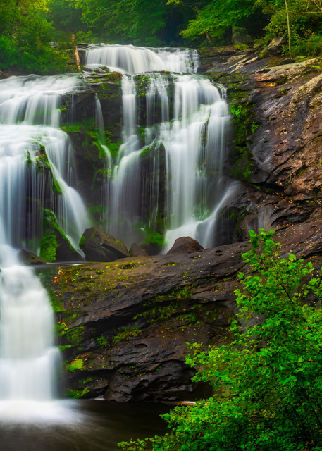 Bald River Falls photography