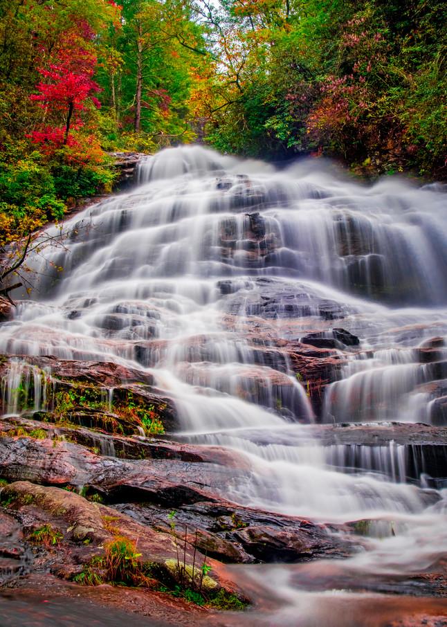 Lower Glen Falls photography