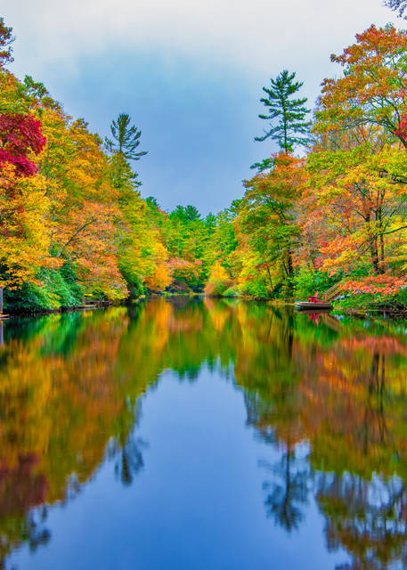 Smoky Mountains fall color photography
