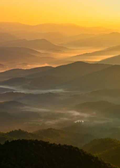 Brasstown Bald sunrise photography