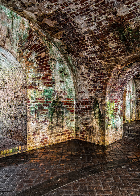 Fort Pike New Orleans photography