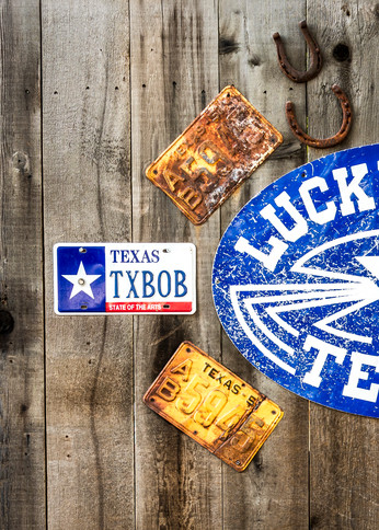 Welcome to Luckenbach Texas sign photography