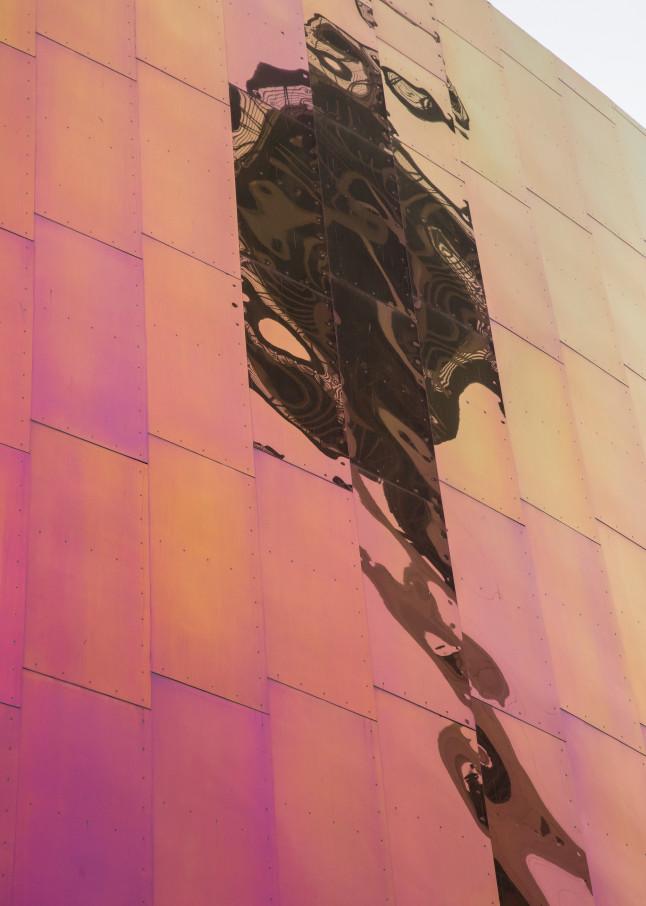 Mo Pop Space Needle Reflection 2 Photography Art | Leiken Photography