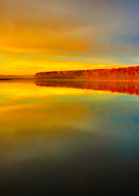 Dower - Heavenly Sunrise Photo Print