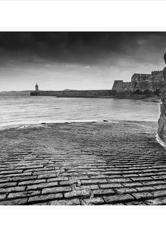 28 Jetty At St Peter Port Art | Roy Fraser Photographer