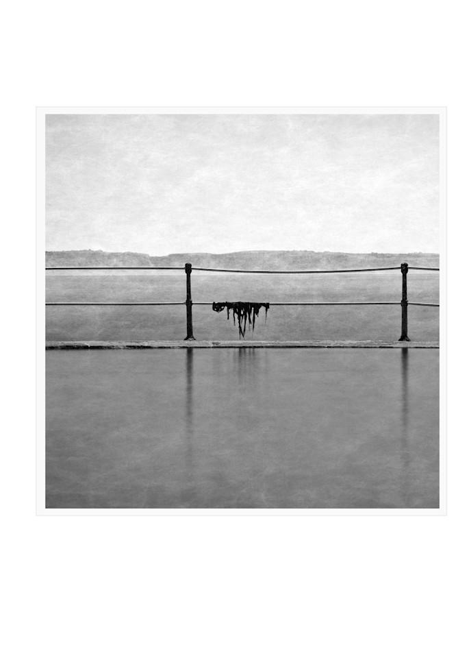 52 La Valette Bathing Pool Seaweed Square Art | Roy Fraser Photographer