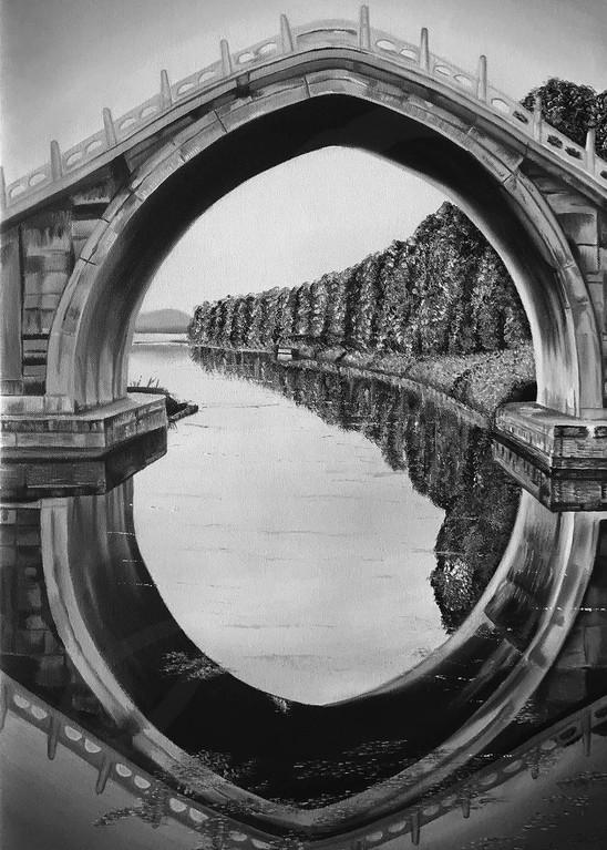 Traditional Chinese Bridge