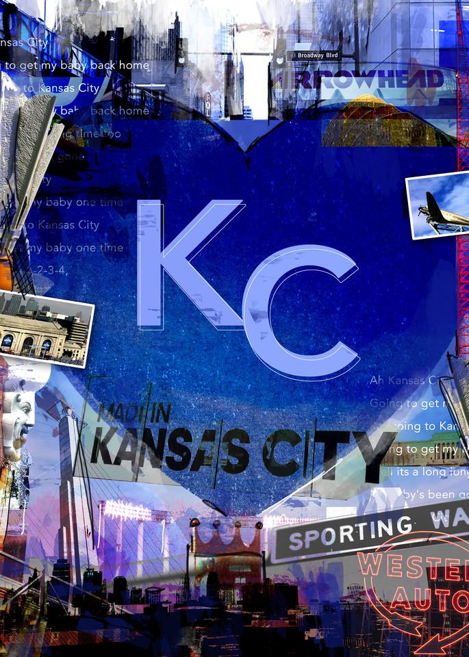 Heart of Kansas City collage