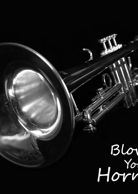 Stop Blowing Your Own Horn Photography Art | Robert Jones Photography