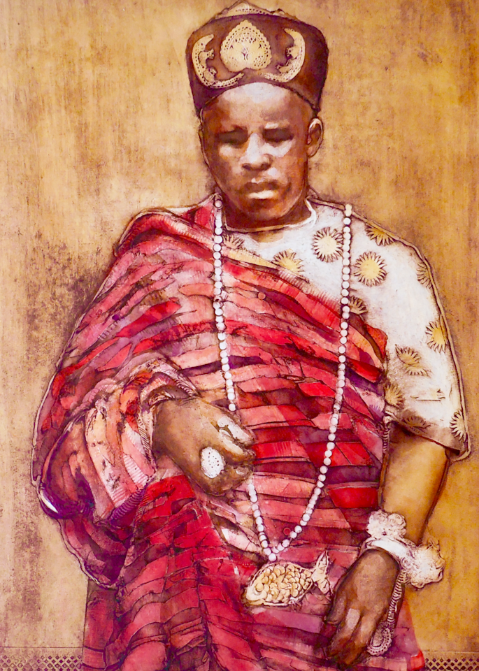 Ashanti Cloth King