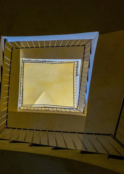 Ihe Inner Staircase